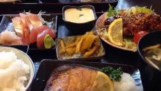 石川県 七尾市 一歩 おまかせ定食 絶品美味しい 北陸新幹線開業2015年3月