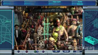 Interpol The Trail of Dr. Chaos video game released on PlayStation Network HD trailer