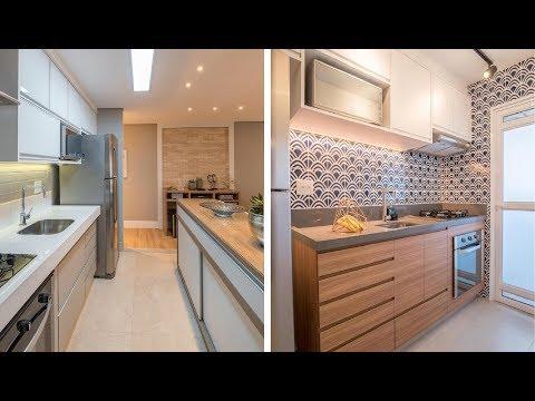 Space Saving Ideas In Kitchen   Modern Small Kitchen Designs