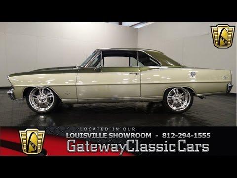 1967 Chevrolet Nova SS - Louisville Showroom - Stock #993
