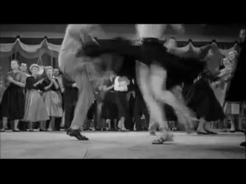 Rock & Roll Dance  1956 (Bill Haley, See You Later Alligator