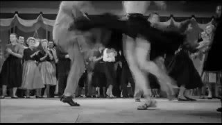 Rock & Roll Dance  1956 (Bill Haley, See You Later Alligator)