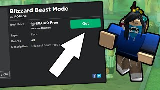 HOW TO GET FREE FACES ON ROBLOX! (2018)