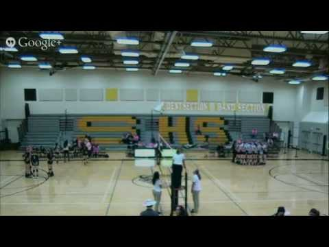 Volleyball - Cheyenne South vs. Cheyenne East