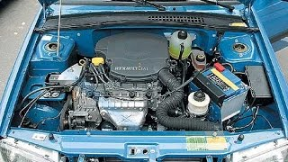 Dacia Solenza ремонт ДВС. Ч1. Диагностика, разборка и дефектовка.