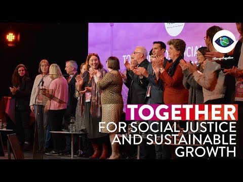 Together in Gothenburg | Social Justice and Sustainable Growth