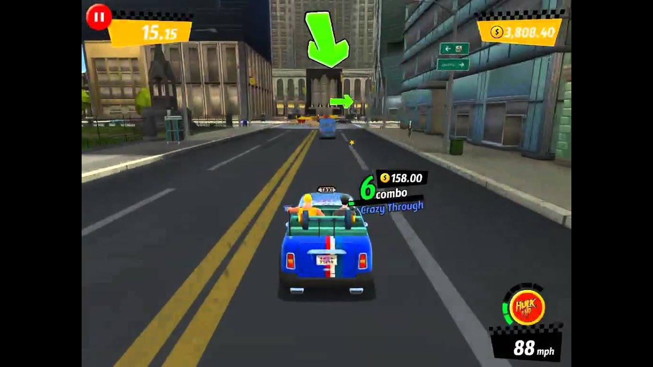 [Crazy Taxi: City Rush] Crazy Taxi City Rush Hulk Hogan ...