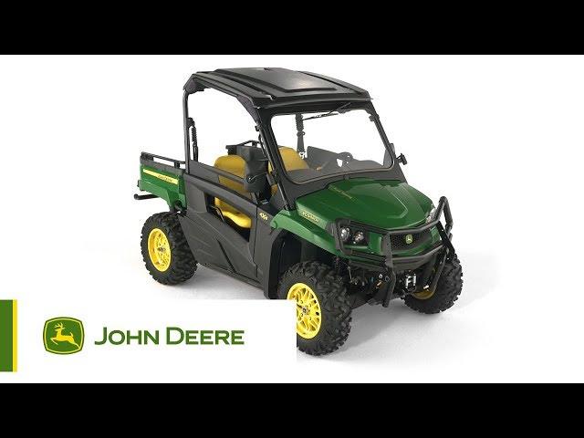 Pojazd użytkowy Gator typu crossover XUV590M | John Deere