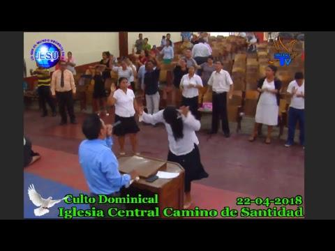 Unidos en clamor por la nación de Nicaragua (Iglesia Central Camino de Santidad 22-04-2018)