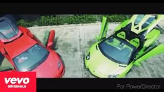 El Alfa el Jefe   ando en un lamborghini Video Oficial HD 2016