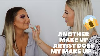 Another MUA does my make up! |Spilling the tea? Bad Clients? Advice?