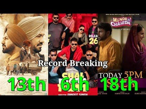 chal-mera-putt-,-ardaas-karaan-,-munda-hi-chahida-13th-day-worldwide-box-office-collecction