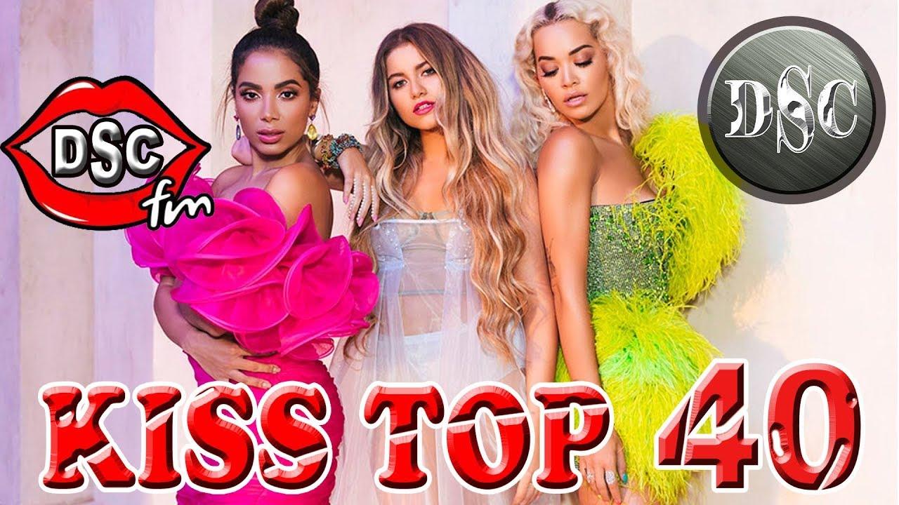 Kiss FM top 40, 15 June 2019  #116