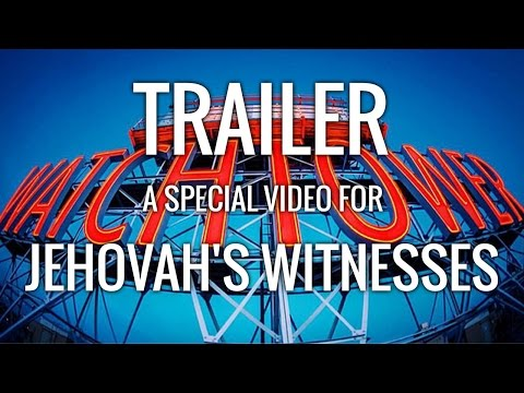 TRAILER - a special video for Jehovah
