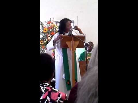 Rev Mpho Tutu-on her mother's 2bday Wishes