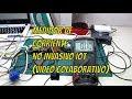 ??Medidor de corriente no invasivo IoT - Monitor de energía(video colaborativo)