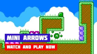 Mini Arrows · Game · Gameplay