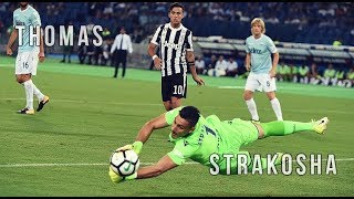 Thomas Strakosha||Best Saves||2017-2018