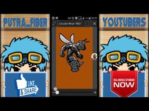 Cara Buat Wallpaper Mascot Keren Di Android || Putra_FibeR #1