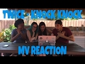 AKA REACTS! TWICE (트와이스) - KNOCK KNOCK MV Reaction