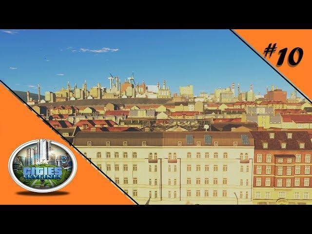 WASSERKRAFTWERK FÜR DIE KATZ 🏡 Let's Play Cities: Skylines #10