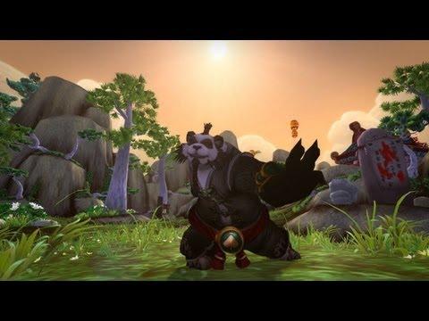 World of Warcraft: Mists of Pandaria Preview Trailer fragman