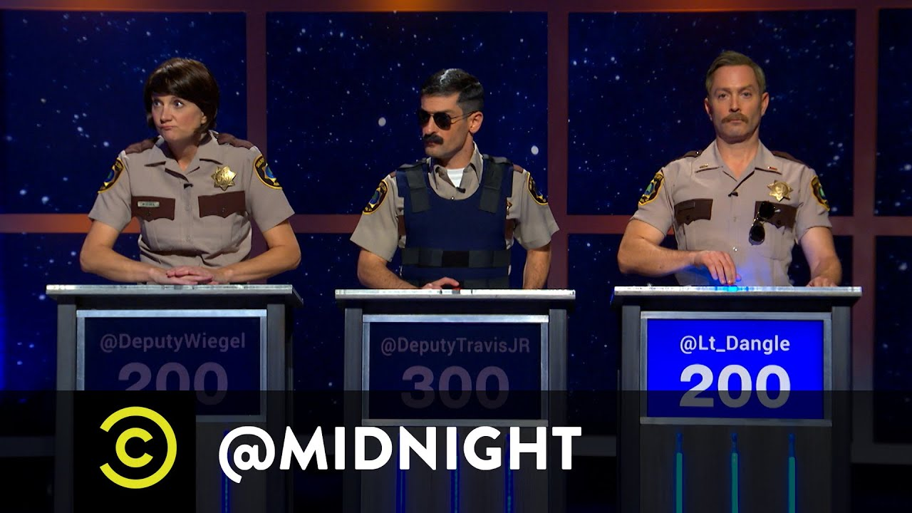 '@midnight With Chris Hardwick' To End Comedy Central Run After 600 Episodes