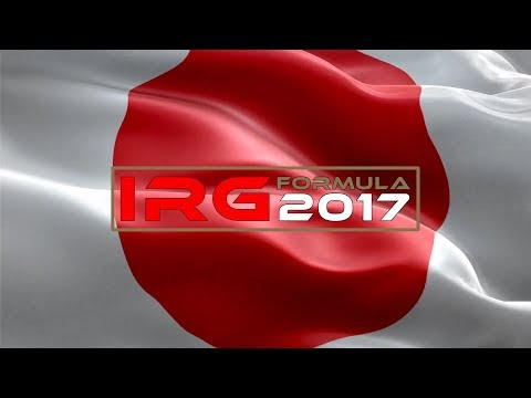 IRG Formula 2017 – Suzuka Japan R15– rFactor 2 - Race Highlights