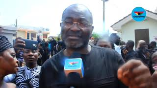 Kennedy Agyapong's account of how Kyeremanteng Agyarko died