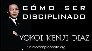 Gambar cover Cómo ser disciplinado -Yokoi Kenji