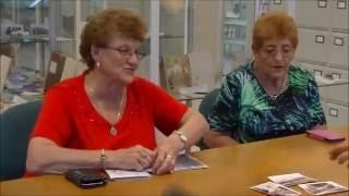 Bezoek Australische gasten Historische kring