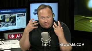 "Alex Jones on InfoWars: DHS Ammo Purchases, Lies-Lies-Lies, ""Black Helicopters"" and Gaslighting"