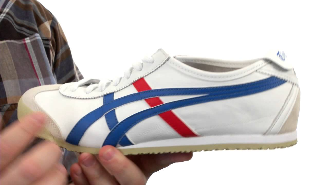 onitsuka tiger mexico 66 black blue uk grey youtube