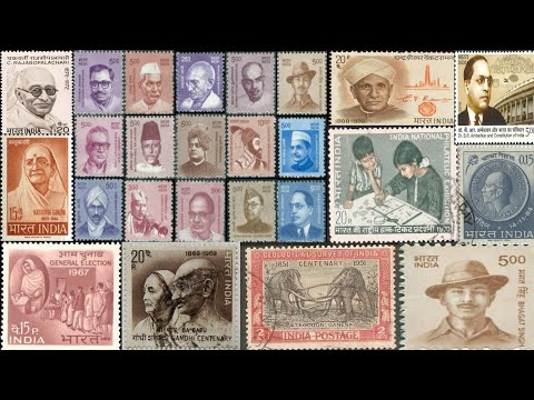 Top Indian Postal Stamps Under 1857 Unseen Rear Stamps Video |Stamps Cost From 10Paise To 5000Rupees