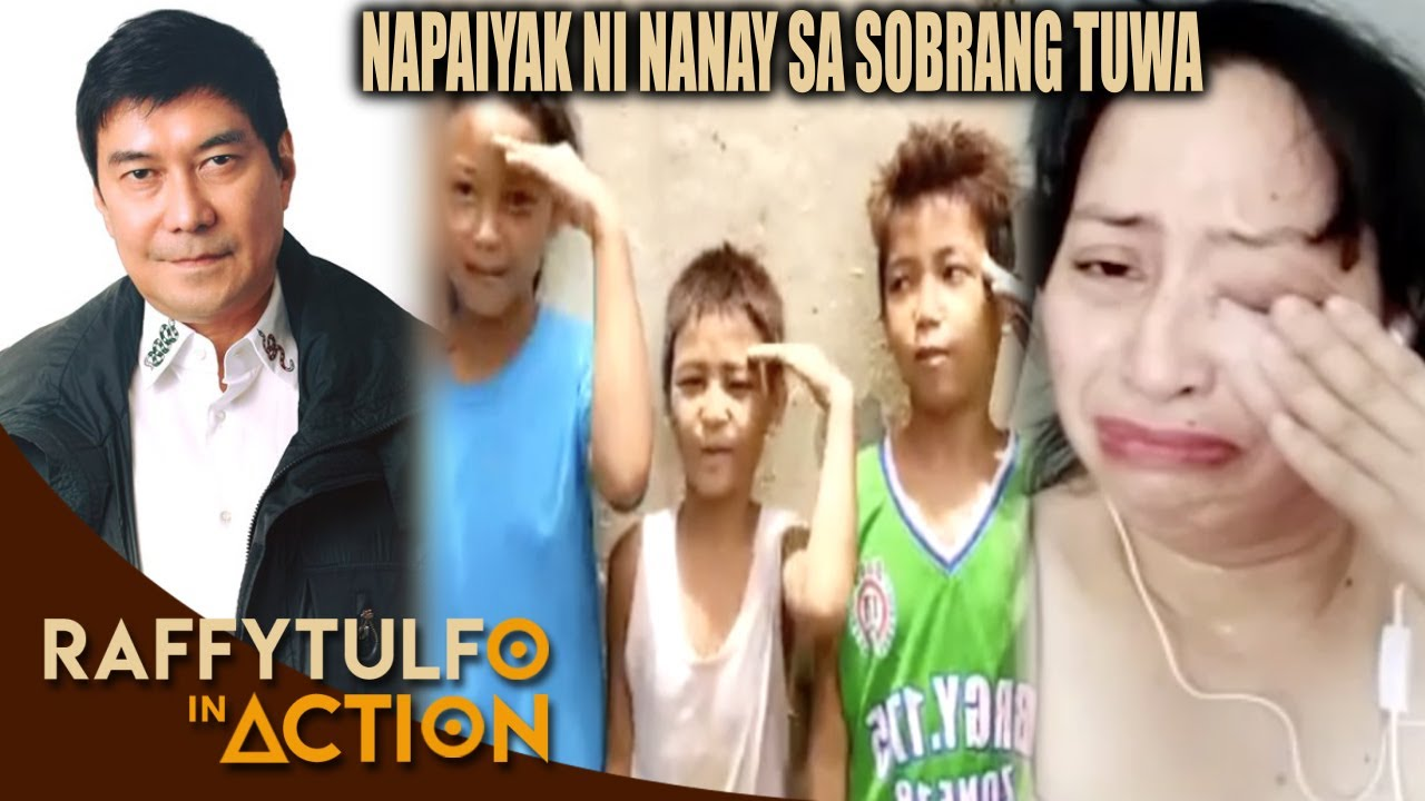 Download NANAY NG MGA CHIKITING NA HUMILING KAY IDOL, NAPAIYAK NANG MALAMAN NA PATI SIYA'Y TUTULUNGAN!