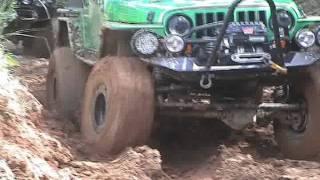 Motor Test Corpus Cristie 4x4 Panama