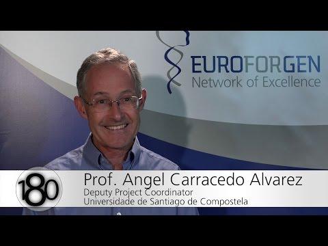 EUROFORGEN-NoE Project – Prof. Carracedo (Universidade de Santiago de Compostela)
