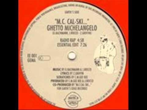 MC Cal-Ski's 'How Ya Livin'' sample of Commodores's 'Machine Gun