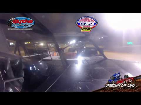 #00 Randy Kinder - Crate Late Model - 8-31-19 Wythe Raceway - In-Car Camera