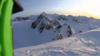Ian McIntosh's Gnarly Crash in Alaska