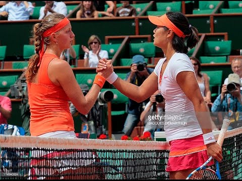 Li Na VS Petra Kvitova Highlight RG 2011 R4