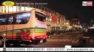 Jalan-jalan di Bandung (Keliling Kota Kembang bersama Bus Pariwisata)