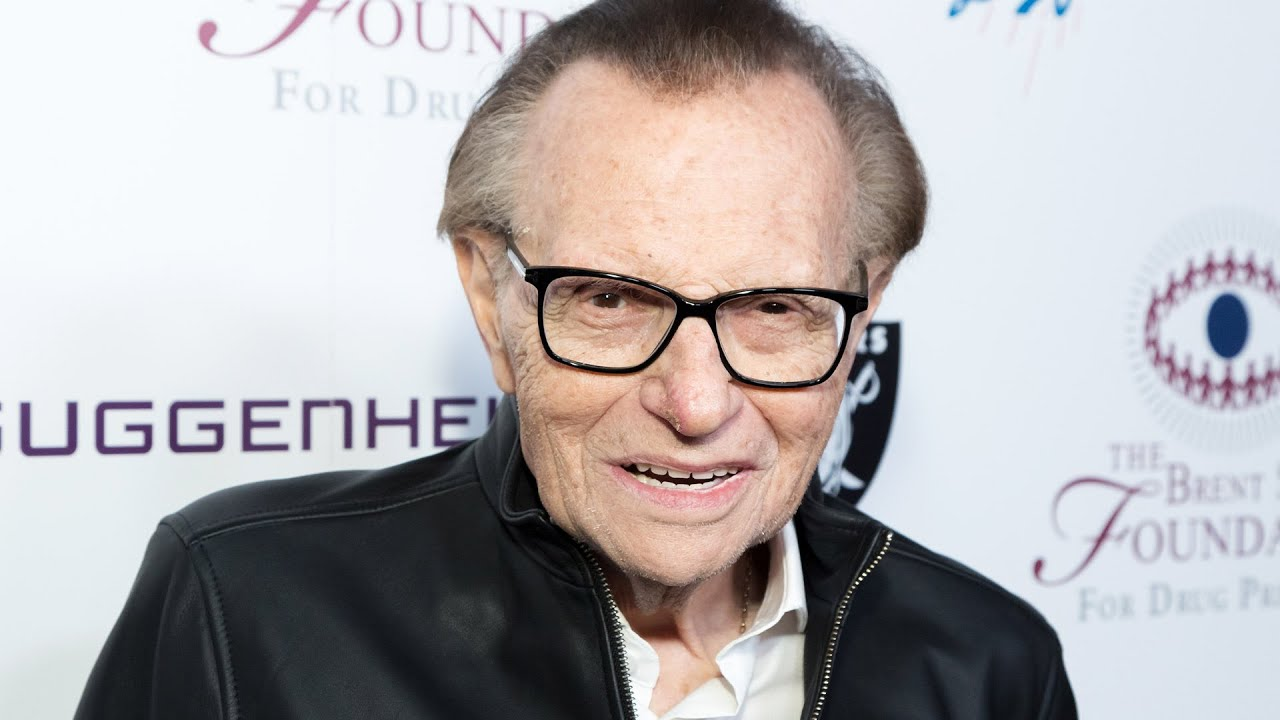 Legendary broadcaster Larry King dies at 87