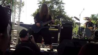 Decapitated live @Housecore Horrorfest 2014