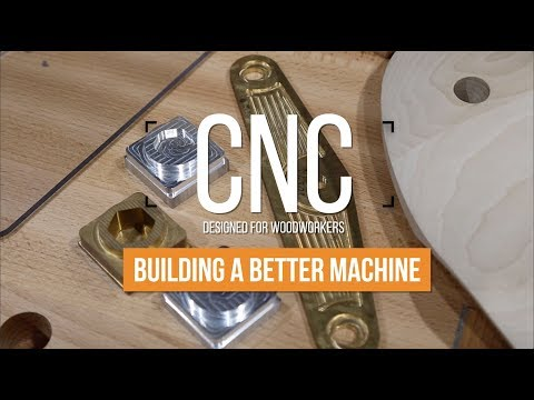 """""""Building a Better CNC Machine""""  Popular Woodworking Visits Axiom Tool Group - Episode 1"""
