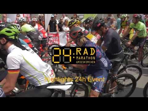 Radmarathon Grieskirchen Highlights 24h