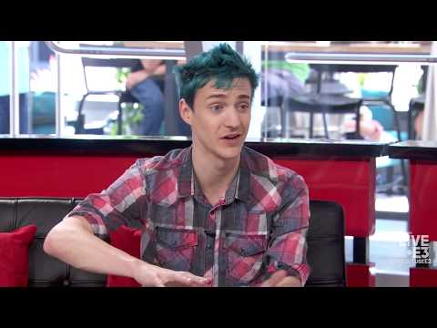 Ninja Joins Geoff Keighley to Talk Streaming Life and Playing Fortnite with Drake