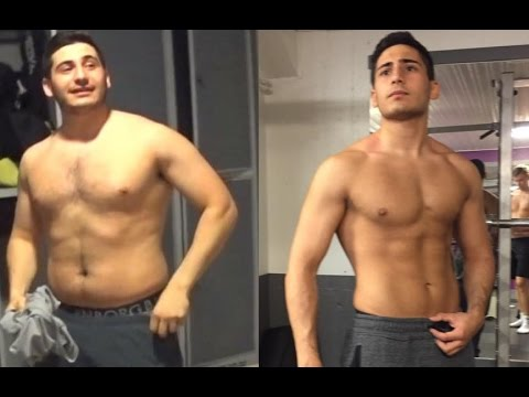 3 Months Body Transformation Fat to Fit | Before and After