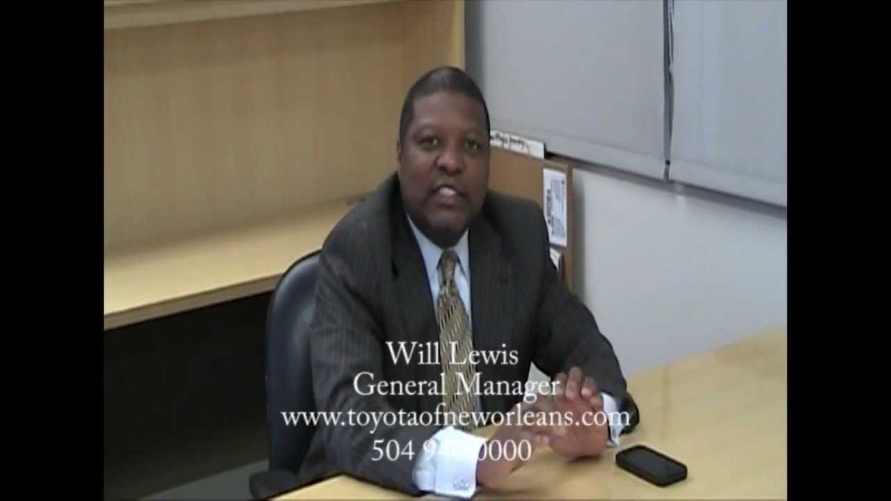 Toyota Of New Orleans And Red Tag Sale With Will Lewis