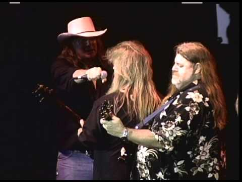 MOLLY HATCHET  Gator Country  2007 LiVE
